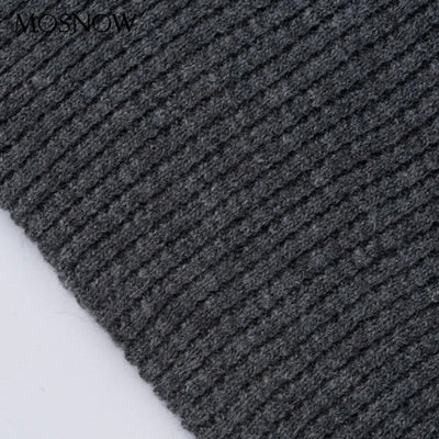 Super Soft Knitted Wool Simple Classic Beanie Hat