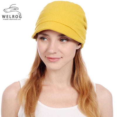 Stretchy Modal Cotton Cap Headwear for Chemo