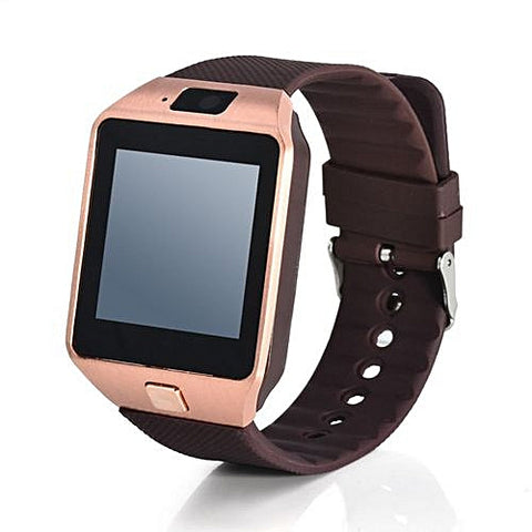 DZ09 Wrist Watch Phone With Camera (Bluetooth Sim & SD Card Enabled Android Phone Smart Watch)