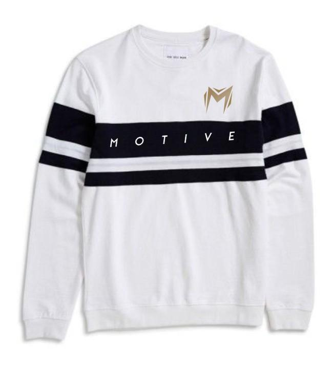 Motive Sweatshirt - Available In Different Colors
