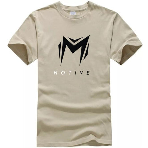 Motive Simple Customised T-shirt - All Colors and Sizes Available