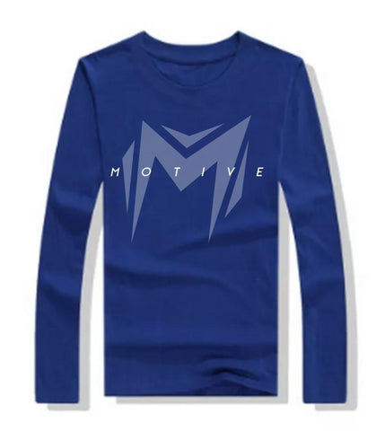 Motive Men's Long Hand T-shirt - Available In Different Colors And Sizes