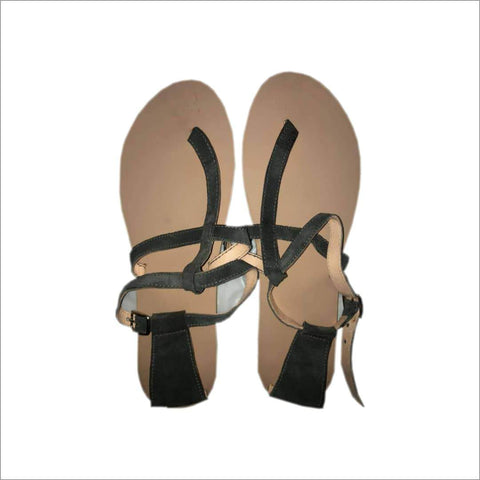 Yasmine Female Flat Sandals With Buckles - Available In Different Colors