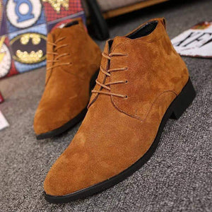 Mens Walk In Style Boots