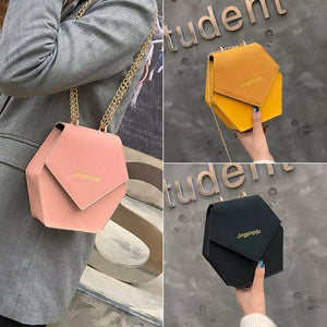Ladies Diamond Bag