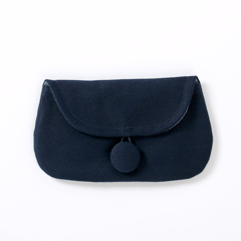 Pouch Vintage British Cotton