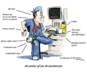 Anatomy of an Anaesthetist