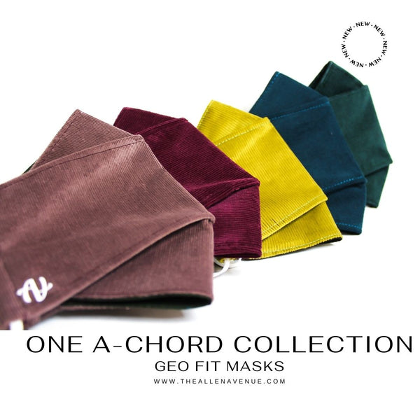 G Chord Geo Fit Mask