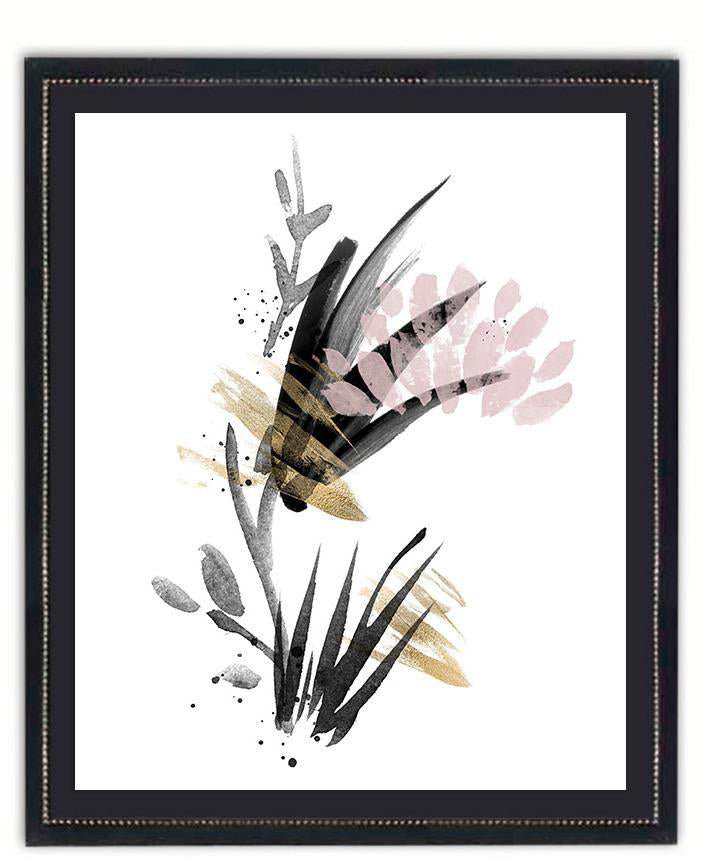 Abstract Deco Flor I