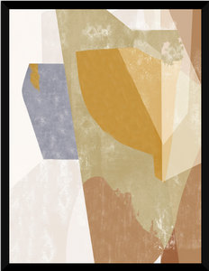 Abstracto Beige I