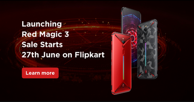 Nubia Red Magic 3 launched in India, Snapdragon 855 and PC grade cooling for Rs 35,999