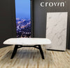 Crown Mix & Match BRE-3 Rectangular Dining Table