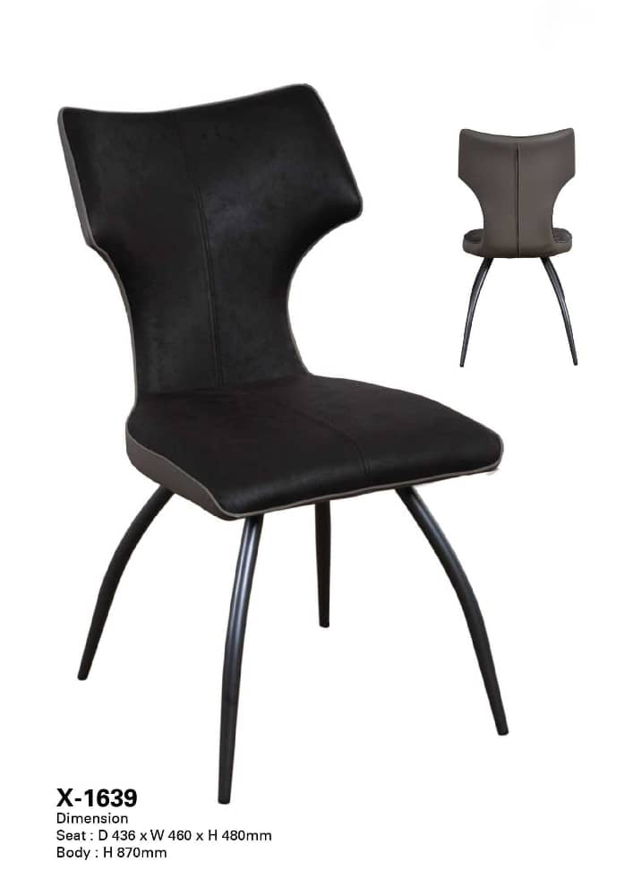 Crown Mateo Dining Chair - XH9320D