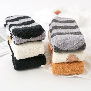 Cosy Paw Bed Socks-Furbaby Friends Gifts
