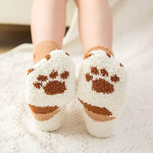 Load image into Gallery viewer, Cosy Paw Bed Socks-Furbaby Friends Gifts