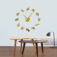 Load image into Gallery viewer, Desert Dreams Wall Clock-Furbaby Friends Gifts