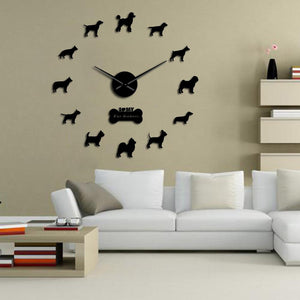 Popular Hounds Clock-Furbaby Friends Gifts