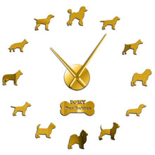 Load image into Gallery viewer, Popular Hounds Clock-Furbaby Friends Gifts