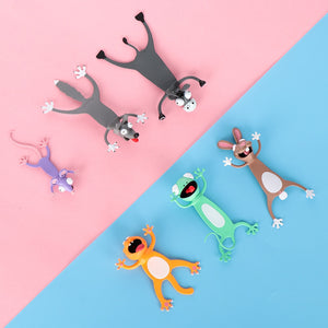 Hilarious Animal Bookmarks!-Furbaby Friends Gifts