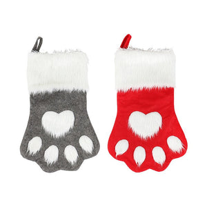 Paw Christmas Stocking!-Furbaby Friends Gifts