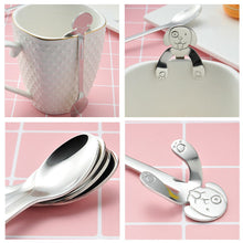 Load image into Gallery viewer, 6pc Set Dog-Buddy Hanging Teaspoons-Furbaby Friends Gifts