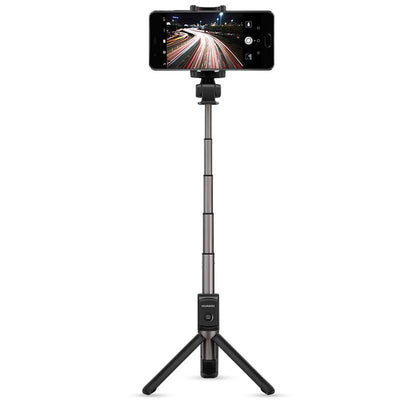Original HUAWEI Bluetooth Wireless Tripod Mount Holder Selfie Stick Camera Shutter