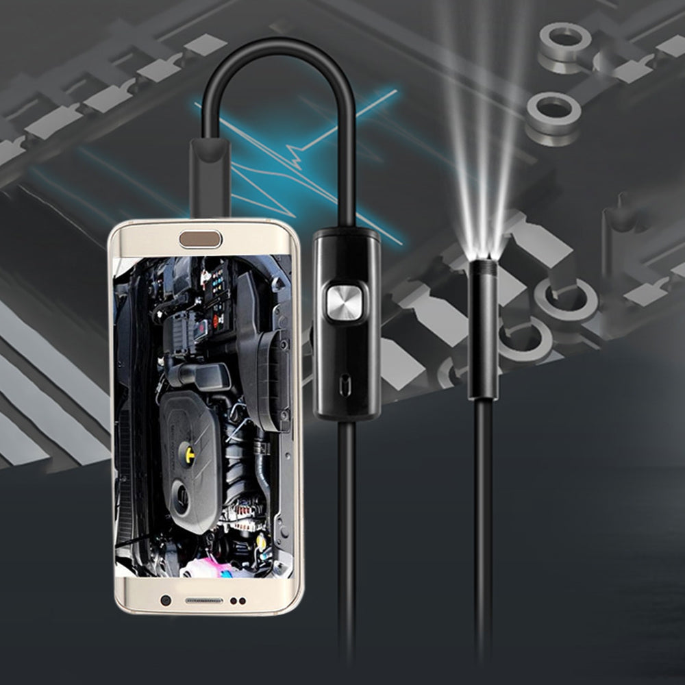 3.5m FS - AN02 Android Endoscope IP67 Waterproof with Inspection Snake Tube Camera - Phone Case Evolution