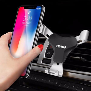Car Phone Holder Universal Air Vent Mount Clip Cell Holder - Phone Case Evolution