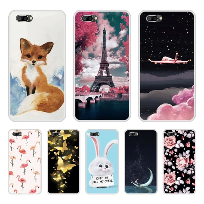 Case Cover For Doogee X20 Soft Silicone TPU - Phone Case Evolution