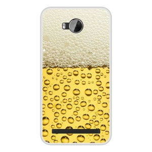 Case Cover For Huawei Y3II Y3 II Soft Silicone TPU Chic Pattern Printing - Phone Case Evolution