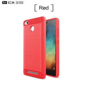 Fashion Phone Cover For Redmi 3 S Pro Shockproof - Phone Case Evolution