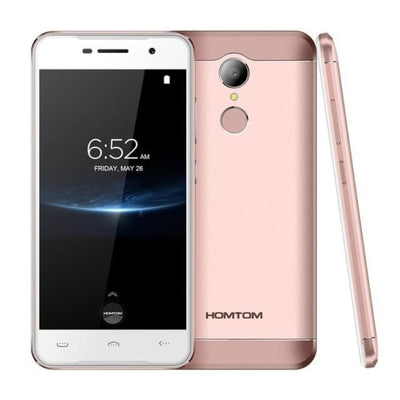 HD Android 7.0 3GB+32GB 13MP 3000mAh Fingerprint ID Mobilephone - Phone Case Evolution