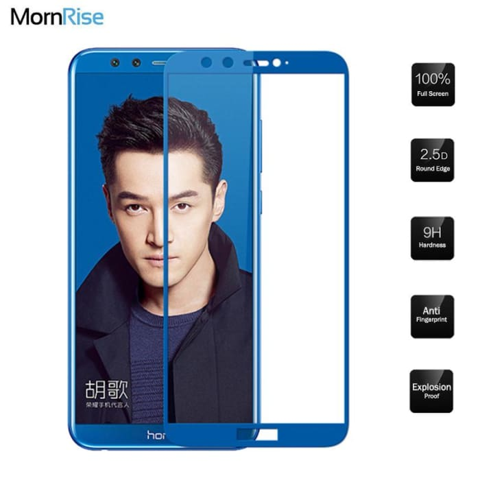 Huawei Honor 9 Lite light Glass Screen protector - Phone Case Evolution
