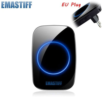 Intelligent Wireless Door Bell Waterproof 300M Remote - Phone Case Evolution