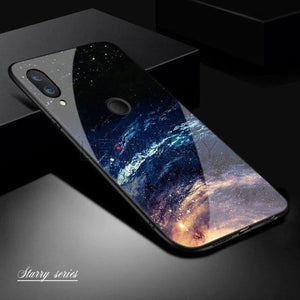 Luxury Tempered Glass Phone Case For Huawei P20 P9 P10 Plus - Phone Case Evolution