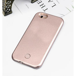 Phone Case Photo Fill Light Artifact For iPhone 7 plus X 6 6S 5S Plus 8 Cover Cases - Phone Case Evolution