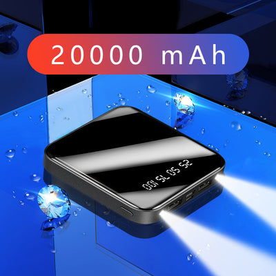 Mini Power Bank 20000 mAh Portable Fast Charging - Phone Case Evolution