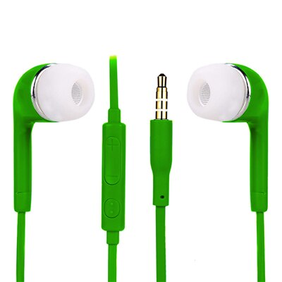 Headset 3.5mm In-ear Stereo Earbud