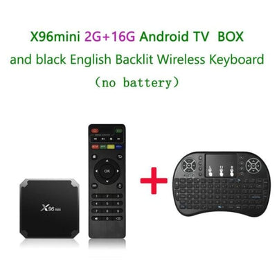 TV BOX S905W Wireless WIFI - Phone Case Evolution