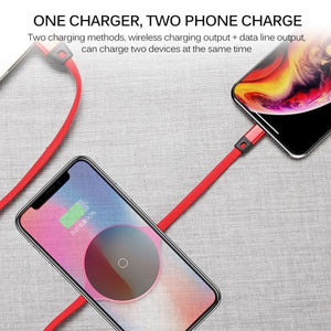 USB Wire Phone Charger for iPhone X Max Fast Charge Cord for Android Phone - Phone Case Evolution