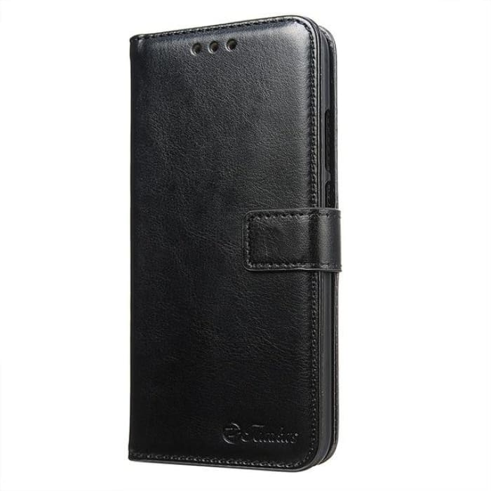 Wallet Case For Flip Coque Leather With Stand Phone Bag Case Cover - Phone Case Evolution