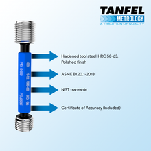 "Load image into Gallery viewer, 1""-12 Thread Plug Gage 