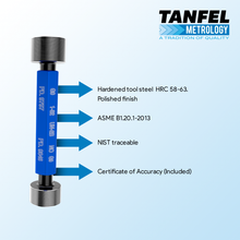 Load image into Gallery viewer, Thread Plug Gage | Tanfel Metrology