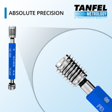 Load image into Gallery viewer, Precision thread plug gauges | Tanfel Metrology