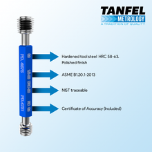 Load image into Gallery viewer, High quality thread plug gauge | Tanfel Metrology