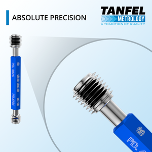 Precision thread plug gauge | Tanfel Metrology