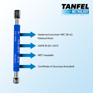 High Quality Thread Plug Gage | Tanfel Metrology