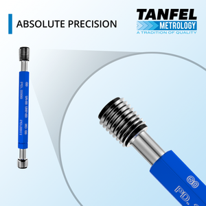 Precision thread plug gauges | Tanfel Metrology