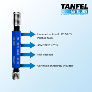 High Quality Thread Plug Gauge | Tanfel Metrology