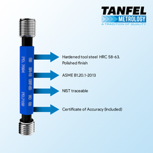 Load image into Gallery viewer, High Quality thread plug gage | Tanfel Metrology